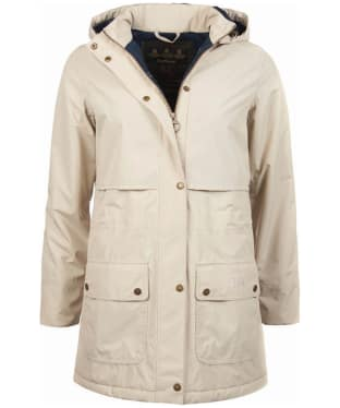 Women's Barbour Stratus Waterproof Jacket - Mist
