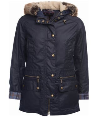Women's Barbour Kelsall Waxed Jacket