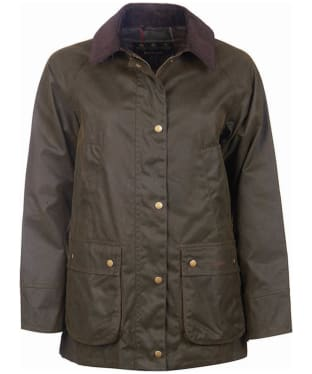Women's Barbour Acorn Wax Jacket