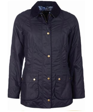 Women's Barbour Liberty Abbey Wax Jacket