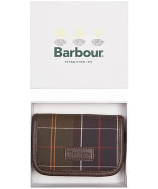 Barbour Tartan Manicure Kit