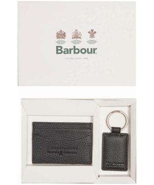 Men's Barbour  Card Holder & Keyfob