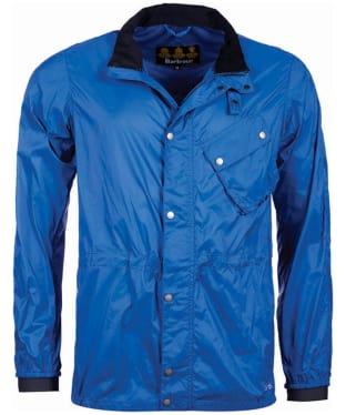 Men's Barbour x Brompton Newham Jacket - Sea Blue