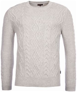 Men's Barbour Barnard Crew Neck Jumper