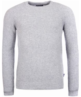 Men's Barbour Keswick Rib Crew Neck Sweater