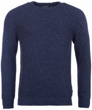 Men's Barbour International Hasp Crew Neck Sweater