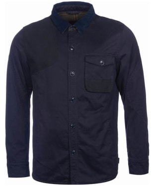 Men's Barbour Heritage Clough Overshirt