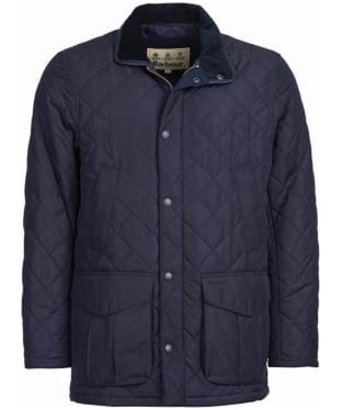 Men's Barbour Devon Jacket - Navy