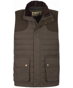 Men's Barbour Bradford Gilet - Forest