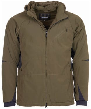 Men's Barbour International Leeve Quilted Jacket