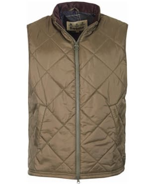 Men's Barbour Finn Gilet - Olive