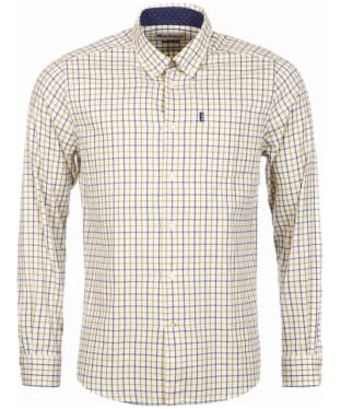 Men's Barbour Tattersall 7 Tailored Shirt