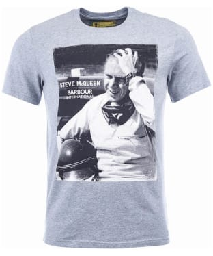 Men's Barbour Steve McQueen Close Up Tee