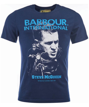 Men's Barbour Steve McQueen Starting Line Tee