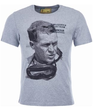 Men's Barbour Steve McQueen Distance Tee