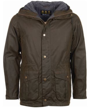 Men's Barbour Bryn Wax Jacket