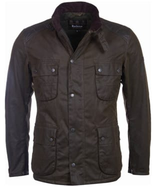 Men's Barbour International Weir Wax Jacket