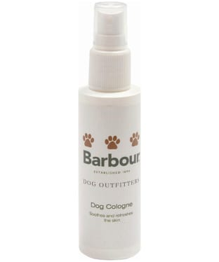 Barbour Dog Cologne - White