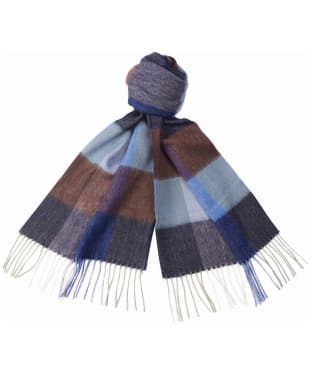 Barbour Devon Scarf - Winter Green