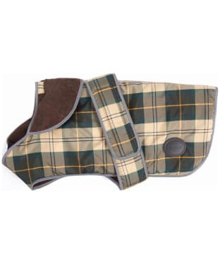 Barbour Waterproof Tartan Dog Coat - Ancient Tartan