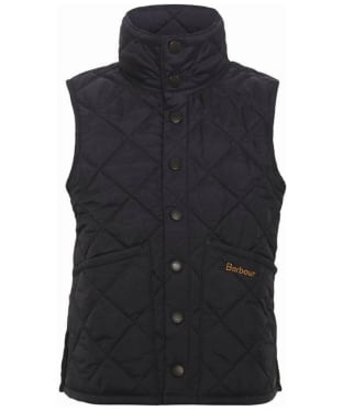 Boy's Barbour Lightweight Liddesdale Gilet, 2-9yrs - Navy