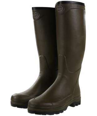 Men's Le Chameau Country Jersey XL Wellington Boots