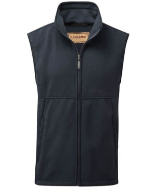Men's Schöffel Fulham Fleece Gilet - Navy