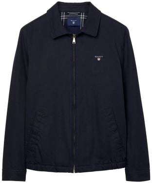 Men's GANT Windcheater Jacket - Navy