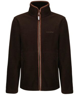 Men's Schoffel Cottesmore II Fleece Jacket - Espresso