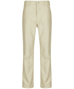 Men's R.M. Williams Cleanskin Moleskin Jeans - Bone