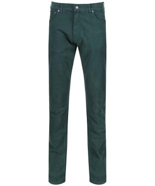 Men's GANT Regular Desert Jeans - Tartan Green