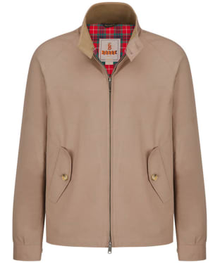 Men's Baracuta G4 Original Jacket - Tan