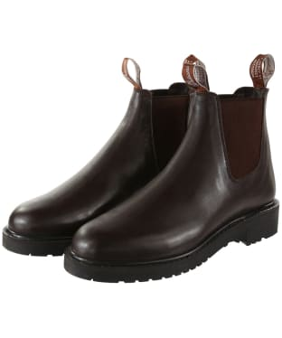 Men's R.M. Williams Stockyard Boots - H Fit - Brown