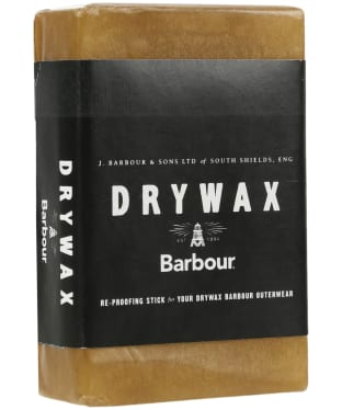 Barbour Dry Wax Bar - No Colour