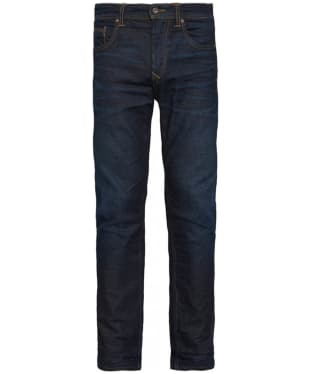Men's Timberland Squam Lake Stretch Straight Denim Jeans - Worn In Rinse