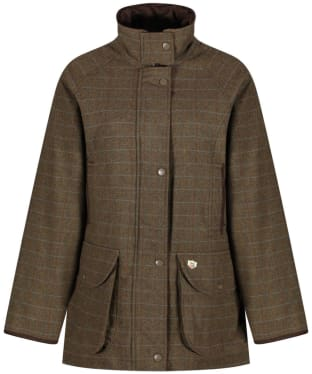 Women's Alan Paine Combrook Waterproof Coat - Willow