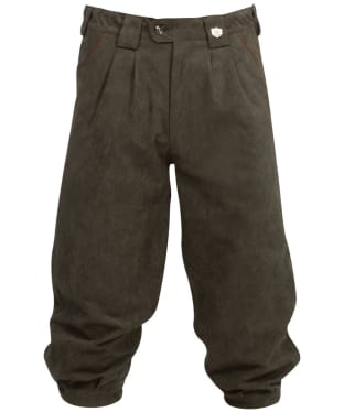 Junior Alan Paine Cambridge Waterproof Breeks - Oak