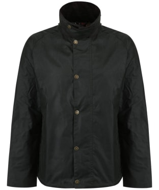Men's Barbour Heskin Wax Jacket - Sage