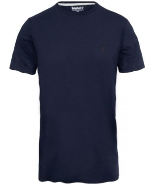 Men's Timberland Dunstan River Crew Slim Tee - Dark Navy