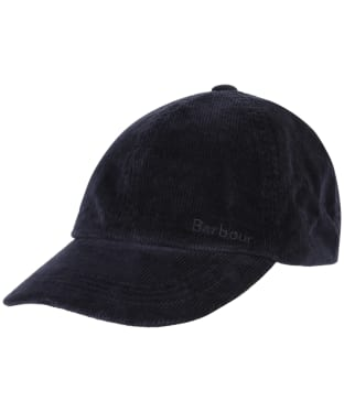 Men's Barbour Ayton Sports Cap - Navy