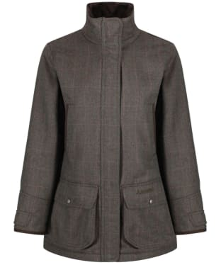 Women's Schoffel Ptarmigan Tweed Coat - Cavell Tweed