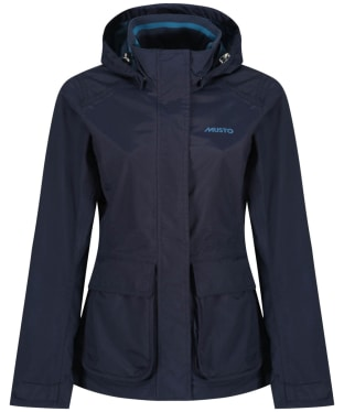 Women's Musto Paddock BR1 Waterproof Jacket - True Navy