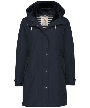 Women's Seasalt Spinnaker Waterproof Coat - Fathom