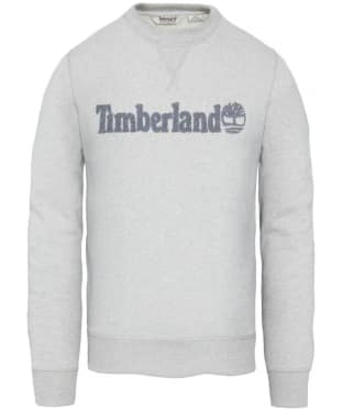 Men's Timberland Taylor River Timberland® Crew Sweater - Grey Heather