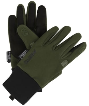 Musto Windstopper® Shooting Gloves - Dark Moss