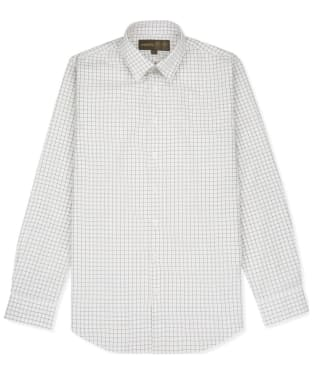 Men's Musto Classic Button Down Oxford Shirt - Moss Grove Check