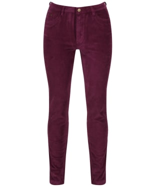 Women's Musto Country Cord Trousers - Damson