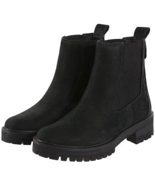 Women's Timberland Courmayeur Valley Chelsea Boots
