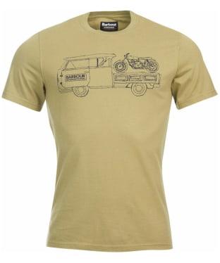 Men's Barbour International Trucker Tee