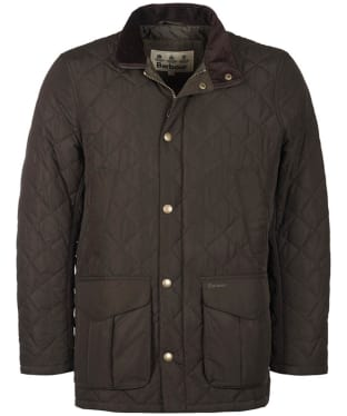 Men's Barbour Devon Jacket - Olive
